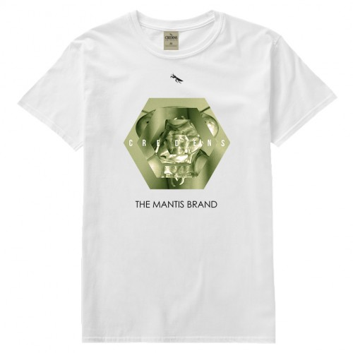 THE MANTIS HEXAGONE T-SHIRT
