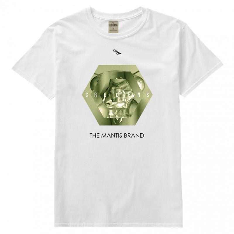 THE MANTIS HEXAGONE T-SHIRT