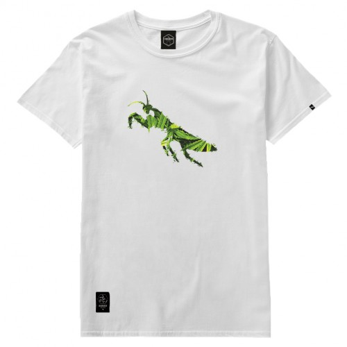 CAMISETA CREDENS CITY MANTIS WHITE